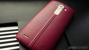 deal pick up two lg g4 leather backs for the of one from lg through 6 30