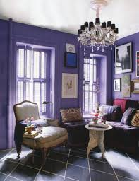 wonderful purple dining room chairs arrangement for your decorating ideas appealing purple wall painting for