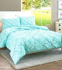 pintuck bedding set aqua looped trellis bedding comforter set from better homes and gardens at sweepstakes