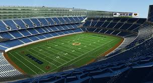 Target Field Eagles Concert Seating Chart Stadium Design 3d Chicago New Soldier Field For Soldier