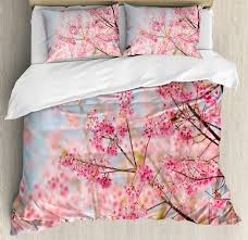 image is loading fl duvet cover set with pillow shams japanese