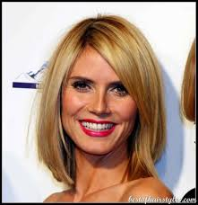 Medium Hairstyles For Thick Hair With Side Bangs Hairstyles