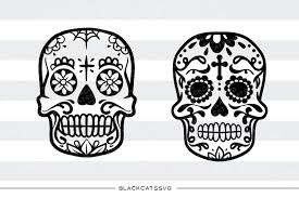 Feel free to download our free svg files for cricut and silhouette craft projects. Free Sugar Skulls Svg File Day Of The Dead Svg Crafter File