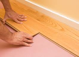 installing engineered floor over flooring underlayment