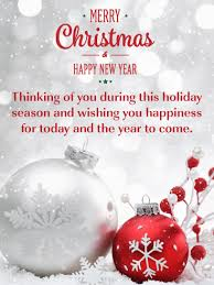 Merry xmas and also a happy new year !! Merry Christmas Happy New Year Wishes Birthday Wishes And Messages By Davia