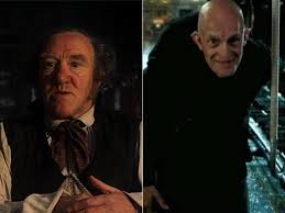 two different actors played this harry potter character and fans  two different actors played this harry potter character and fans have only just noticed