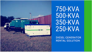 Fuel Consumption Of Diesel Generators In Liters Gallon