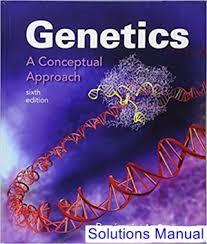 Where can I download 'Genetics: A Conceptual Approach, 6th Edition ...