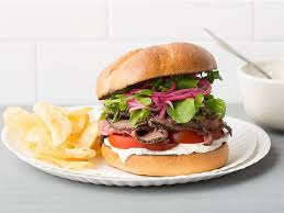 roast beef sandwich recipe. Perfect Roast To Roast Beef Sandwich Recipe R