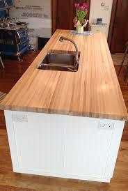 ash butcher block countertop
