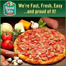 round table pizza delivery specials s code wings hours round table pizza