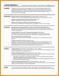 Sample Application For Ict Internship Resume Format Job Lovely