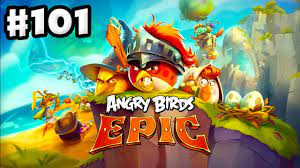 Angry Birds Epic - Gameplay Walkthrough Part 101 - Cave Tremors! (iOS,  Android) - YouTube
