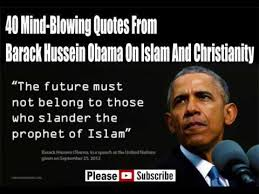 Quotes About Islam And Christianity Best of 24 MindBlowing Quotes From Barack Hussein Obama On Islam And