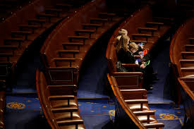 us politics ft photo diary child guests of a u s house member take their seats in the house chamber for the