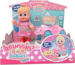 Кукла <b>Bouncin</b>' <b>Babies Бони с</b> машиной, 803001