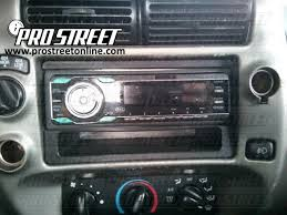 how to ford ranger stereo wiring diagram my pro street 2000 ford ranger radio wiring diagram at Ford Ranger Radio Wiring Diagram
