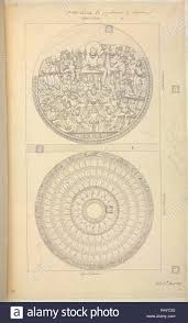 Drawings Site Medallion 85 Sheets Of Drawings Of The Site And Sculptures 1816