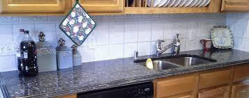 seams in granite countertops