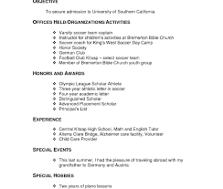 Scholarship Resume Template Amazing Example Of Cv Resume 48 Cv Resume Example Theorynpractice