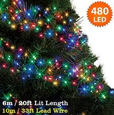noma 24 outdoor battery operated led christmas lights. cluster lights 480 multi colour outdoor christmas tree led fairy ( 6m / 20ft noma 24 battery operated led r
