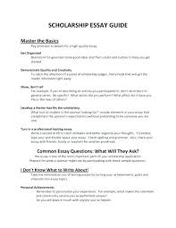 Personal Statement Resume Engineer On Scholarship Essay Examples