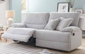 fabric reclining sofas. Unique Sofas Dynamic 3 Seater Manual Recliner Superb Throughout Fabric Reclining Sofas DFS