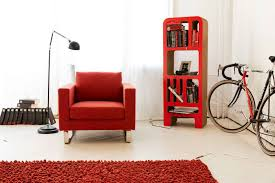 Cheap Red Furniture line