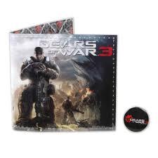 NECA Gears of War 3 Vinyl Wallet with ...