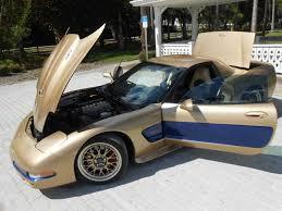 Rare Dick Guldstrand 2003 50th Anniversary 427 Corvette For Sale ...