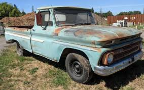 Patina Supreme: 1965 Chevy C-10 Longbed Pickup   Barn Finds ...