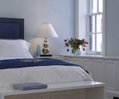 Blue bedroom colors Schemes The Spruce Blue Bedroom Decorating Tips And Photos