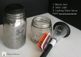 mason jar lighting diy. DIY Mason Jar Solar LIghts | Spruce Up Your Patio With This Easy Light Lighting Diy