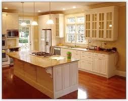 off white painted kitchen cabinets. Oak Kitchen Cabinets Painted White Off