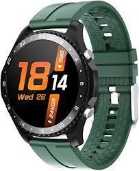 Bluetooth Call Smart Watch Heart Rate Blood ... - Amazon.com