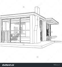 architectural drawings of modern houses. White Box Architecture Design By Org In Spain Modern House Sketch Unique Architectural Drawings.jpg Drawings Of Houses I