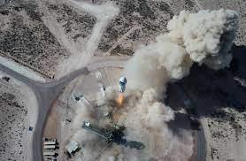 Blue Origin Prepares Space Tourism ...