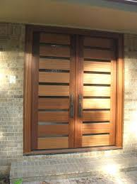 contemporary double front entry doors doors designs fascinating modern wooden double front door ideas with glass