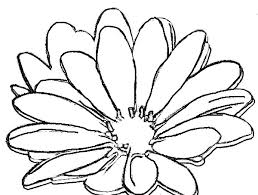 Small Picture Coloring Book Daisy Flower Coloring Pages