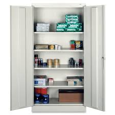 Office Supply Storage Cabinet Tennsco 7218lgy Tennsco Full Height Standard Storage  Cabinet Ideas 1 ...