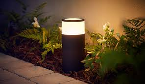 smart outdoor lighting. Extend Your Smart Lighting System This Summer With The New Philips Hue Outdoor Range G