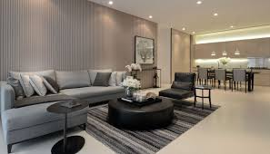 Show Living Room Designs Green Haven Show Suite C Malaysia On Behance Room Living