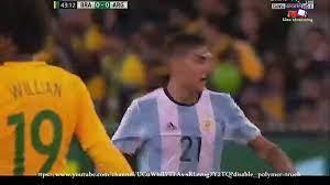 البرازيل والارجنتين مباراه كامله 9_6_2017 - فيديو Dailymotion