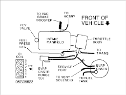 pontiac bonneville 1997 bonneville air quits going uphill i m including a diagram showing the location of the vacuum connector the one labeled to acsry for your reference