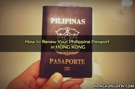 Passport Renewal Application Form Cool How To Renew Your Philippine Passport In Hong Kong Hong Kong OFW