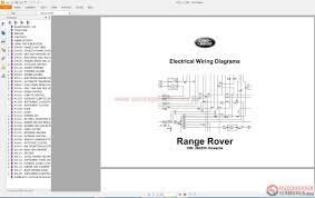 land rover electrical diagrams 1995 2010 auto repair manual 2005 Range Rover Wiring Diagram 2005 Range Rover Wiring Diagram #51 2005 range rover wiring diagram