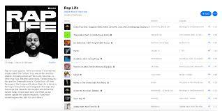 Rap Life Apple Musics Latest Play For The Hip Hop Dollar