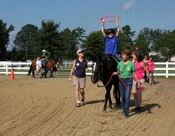 Dream Catchers Therapeutic Riding Center Extraordinary Riding To Success William Mary