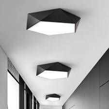 modern flush mount ceiling light