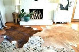 cow rugs for cowhide rug unique cow hide rugs for animal hide rugs